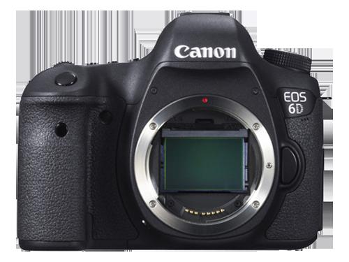 CANON EOS 6D MARK II + 24-105 F/3.5-5.6 KIT