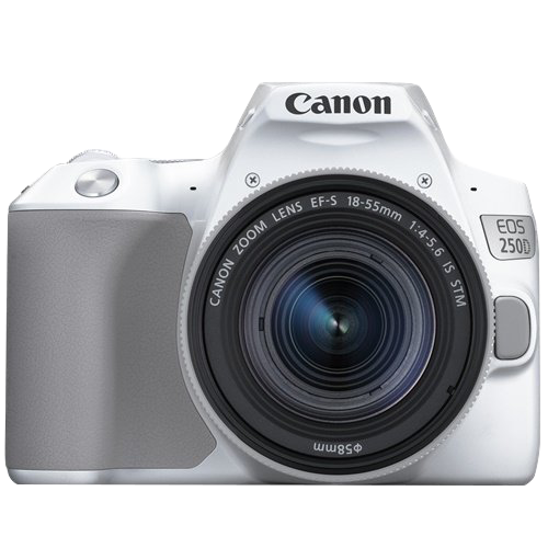 CANON EOS 250D 18-55 IS STM WHITE
