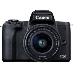 CANON EOS M50 MARK II M15-45 IS STM BLACK - Thumbnail