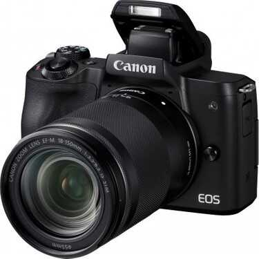 CANON EOS M50 MARK II M18-150 IS STM BLACK