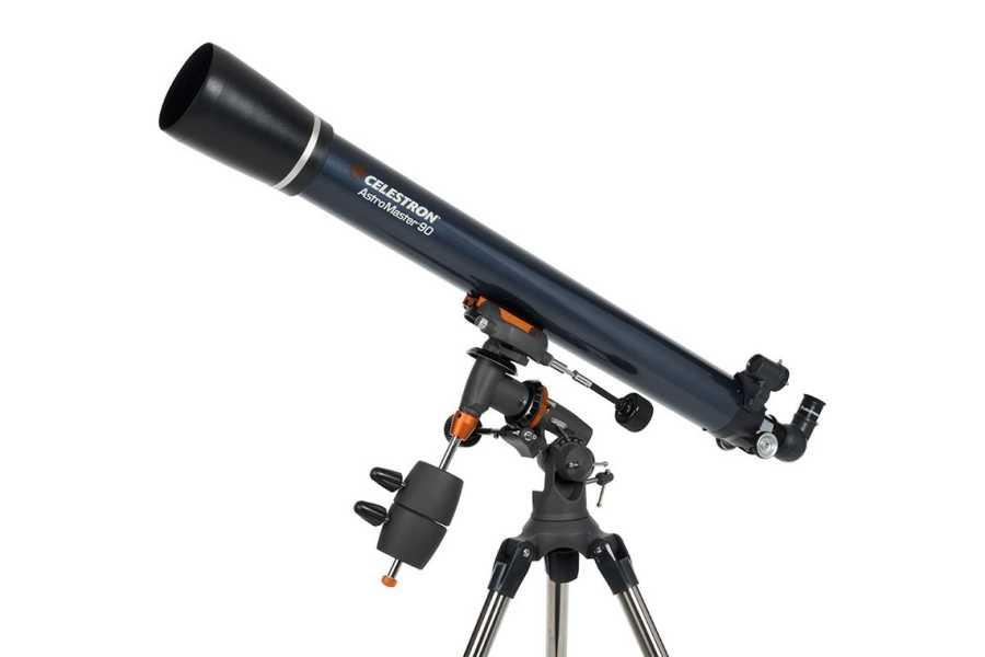 Celestron cl21064 astromaster 90eq teleskop