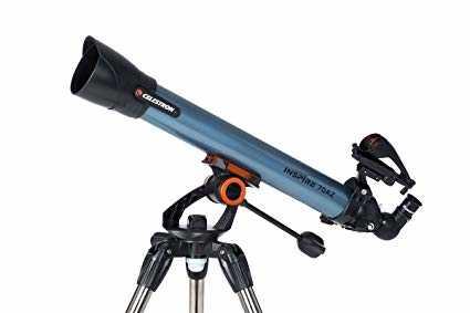 Celestron cl22401 inspire 70az teleskop