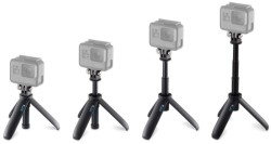GOPRO SHORTY MINI UZATMA KOLU+TRIPOD - Thumbnail