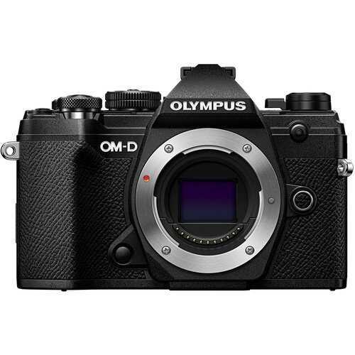 OLYMPUS E-M5 MARK III BODY BLACK