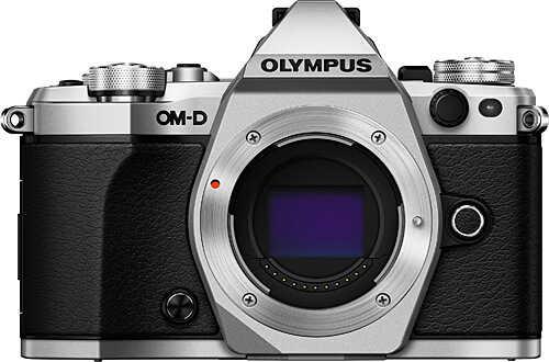 OLYMPUS E-M5 MARK III BODY SILVER