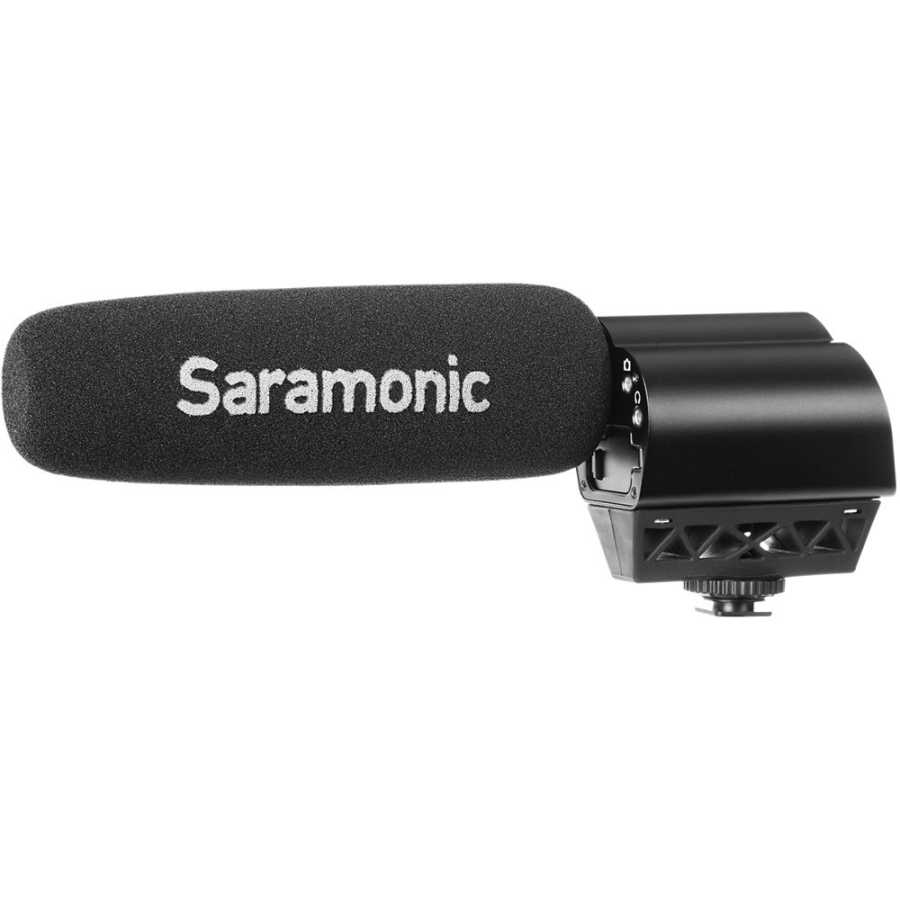SARAMONIC VMIC-PRO SUPER DIRECTIONAL MİKROFONE