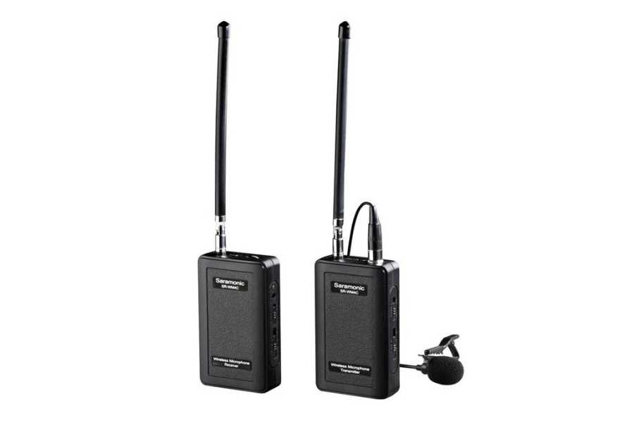 SARAMONIC SR-WM4C WIRELESS MİKROFON