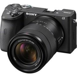 SONY A6600 + 18-135mm LENS KIT - Thumbnail
