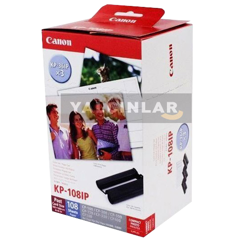 CANON KP-108 IN PAPER SET KP36IPx3 (CP-810-900-910)