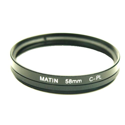 MATIN M-4216 CIRCULAR POLARIZER (CPL) FİLTRE 58MM
