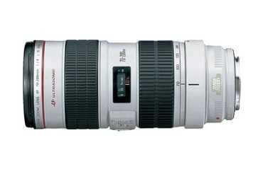 CANON EF 70-200MM 2.8 L IS III USM LENS