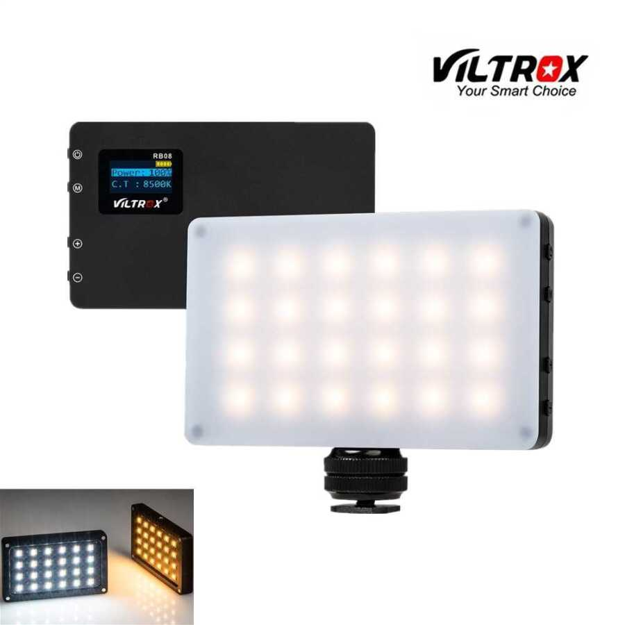 VILTROX RB-08 MINI VİDEO PORTATİF LED IŞIK