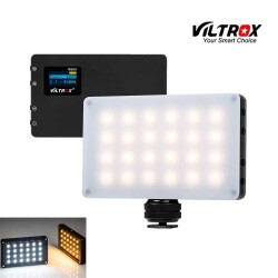 VILTROX RB-08 MINI VİDEO PORTATİF LED IŞIK - Thumbnail